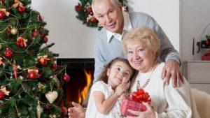 Recomendaciones para que las personas mayores disfruten de las fiestas navideñas